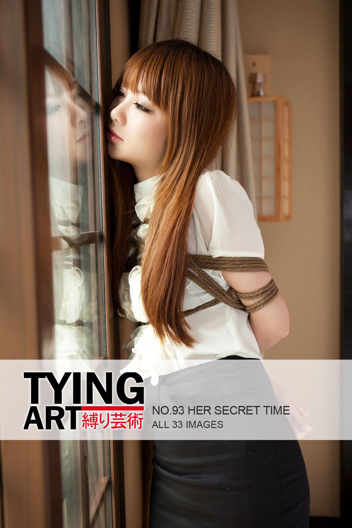 [TyingArt 縛リ芸術/禁忌摄影] NO.093 Dimdim Her Secret Time